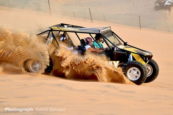 Buggy Cat Liwa 2013
