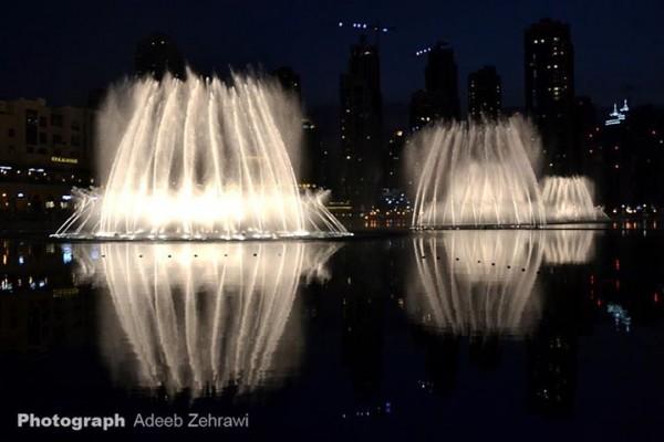 Dubai Fontana