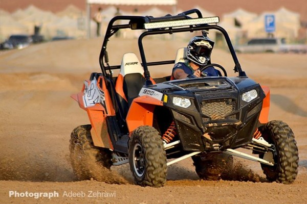 Polaris Race Liwa 2013
